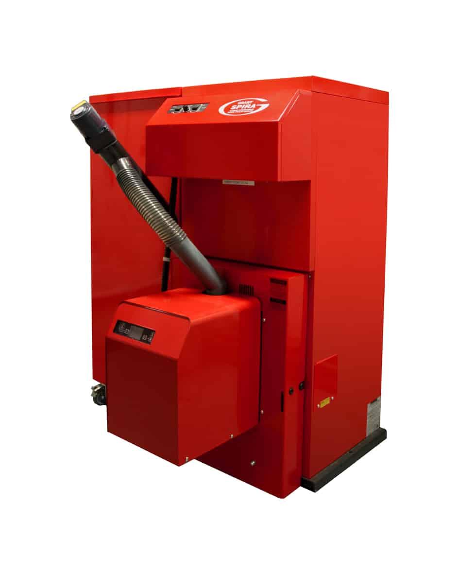 Wood Pellet Boiler >> Spira Condensing Wood Pellet Boiler Humphrey Crockett